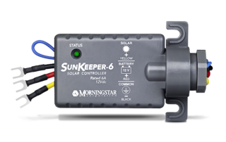 Morningstar solar controller - SK-6-Sunkeeper