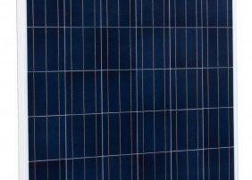 Hanwha Solar 250W Poly SLV/WHT Solar Panel