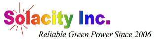 Solacity Inc. Retina Logo