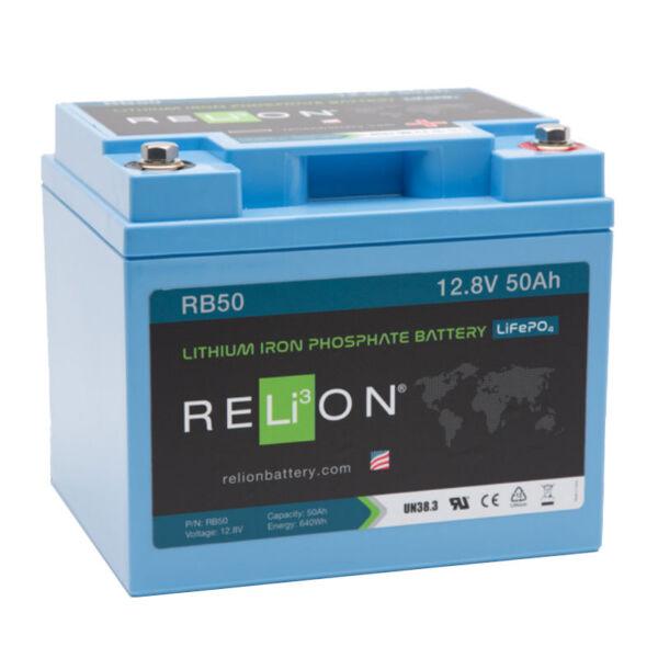 Relion RB50 Lithium Ion