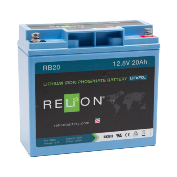 Relion RB20 Lithium Ion