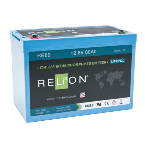 Relion RB80 Lithium Ion