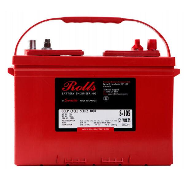 Rolls-Surrette S-105