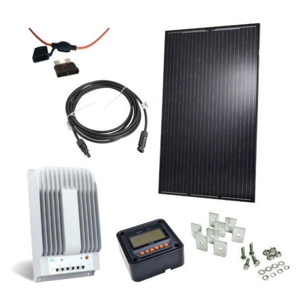 1-Panel Marine & RV Kit (295W)