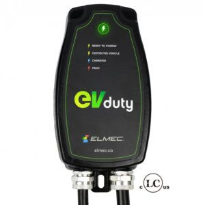 Elmec EVduty L2 charger
